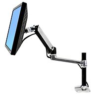 Ergotron LX Desk Mount Arm, Tall Pole - Desk Mount