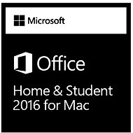 Microsoft Office Home and Student 2016 for Mac - Electronic license