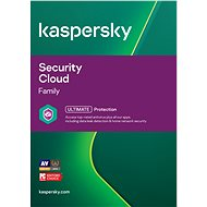 Kaspersky Security Cloud (Electronic License) - Internet Security