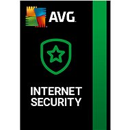 AVG Internet Security for 1 Computer for 24 months (Electronic License) - Security Software