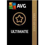 AVG Ultimate for 12 Months (Electronic License) - Security Software