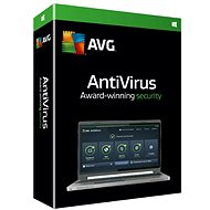 AVG Anti-Virus for 5 PCs for 24 months (Electronic License) - Antivirus software