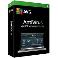 AVG Anti-Virus for 4 computers for 36 months (electronic license) - Antivirus software