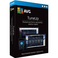 AVG PC TuneUp Unlimited for 12 months (Electronic License) - Software