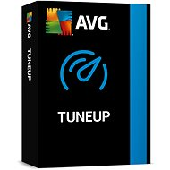 AVG PC TuneUp for 1 Computer for 12 Months (Electronic License) - PC Maintenance Software