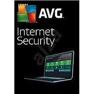 AVG Internet Security (Electronic License) - Security Software
