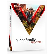 VideoStudio 2019 (BOX) - Video Editing Software