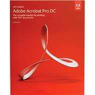 Adobe Acrobat Pro DC 2017 ENG WIN BOX - Software