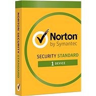 Norton Security Standard CZ, 1 User, 1 Device, 2 Years (Electronic License) - Electronic license