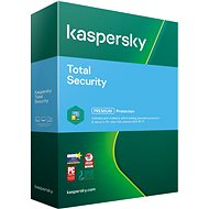 Kaspersky Total Security for 3 PCs for 12 Months, New (BOX) - Internet Security