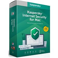 Kaspersky Internet Security Mac for 3 devices 1 year (electronic license)