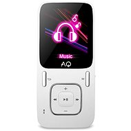 AQ MP02WH - MP4 Player