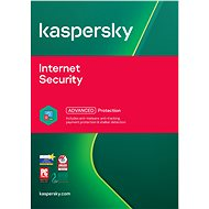 Kaspersky Internet Security (Electronic License) - Security Software
