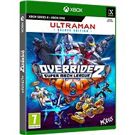 Override 2: Super Mech League - Ultraman Deluxe Edition - Xbox - Console Game