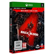 Back 4 Blood: Deluxe Edition - Xbox - Console Game