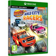 Blaze and the Monster Machines: Axle City Racers - Xbox