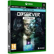 Observer: System Redux Day One Edition - Xbox - Console Game