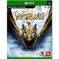 Tiny Tina's Wonderlands: Chaotic Great Edition - Xbox Series X - Console Game