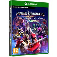 Power Rangers: Battle for the Grid - Super Edition - Xbox