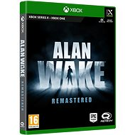 Alan Wake Remastered - Xbox - Console Game