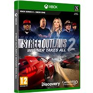 Street Outlaws 2: Winner Takes All - Xbox - Console Game