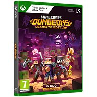 Minecraft Dungeons: Ultimate Edition - Xbox - Console Game