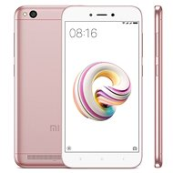 Xiaomi Redmi Note 5A LTE Rose Gold - Mobile Phone