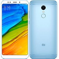 Xiaomi Redmi 5 Plus 64GB LTE Blue - Mobile Phone