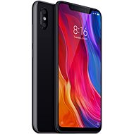 Xiaomi Mi 8 64GB LTE Black - Mobile Phone
