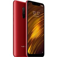 Xiaomi Pocophone F1 LTE 128GB Red - Mobile Phone