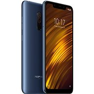 Xiaomi Pocophone F1 LTE 128GB Blue - Mobile Phone