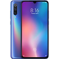 Xiaomi Mi 9 LTE 64GB Blue - Mobile Phone