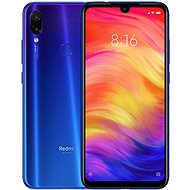 Xiaomi Redmi Note 7 LTE 32GB Blue - Mobile Phone