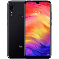 Xiaomi Redmi Note 7 LTE 64GB Black - Mobile Phone