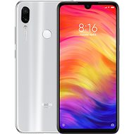 Xiaomi Redmi Note 7 LTE 128GB White - Mobile Phone