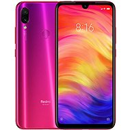 Xiaomi Redmi Note 7 LTE 128GB Red - Mobile Phone