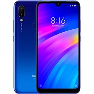 Xiaomi Redmi 7 LTE 64GB blue - Mobile Phone
