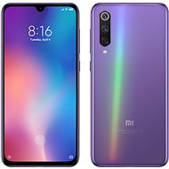 Xiaomi Mi 9 SE LTE 128GB purple - Mobile Phone