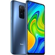 Xiaomi Redmi Note 9 LTE 128GB Blue - Mobile Phone
