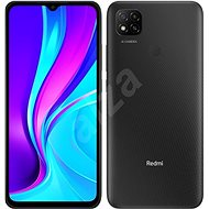Xiaomi Redmi 9C 32GB Black - Mobile Phone