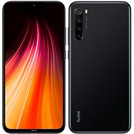 Xiaomi Redmi Note 8 128GB Black - Mobile Phone