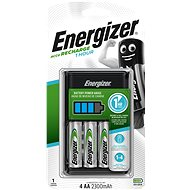 Energizer 1 Hour Charger + 4AA Extreme 2300 mAh - Charger and Spare Batteries