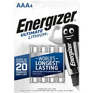 Energizer Ultimate Lithium AAA/4 - Disposable batteries
