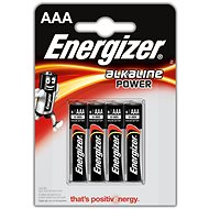 Disposable batteries Energizer Base AAA/4 - Jednorázová baterie