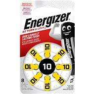 Energizer 10 DP-8 for hearing aids - Button Battery