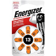 Energizer 13 DP-8 for hearing aids - Button Battery