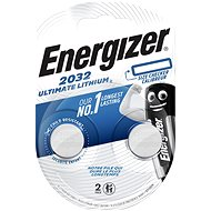 Energizer Ultimate Lithium CR2032 2-pack - Button Battery