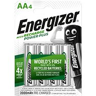 Rechargeable Battery Energizer AA/HR6 2000mAh Power Plus - Nabíjecí baterie