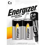 Energizer Alkaline Power C/2 - Disposable batteries