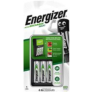 Energizer MAXI charger + 4x AA 2000mAh NiMH - Battery Charger